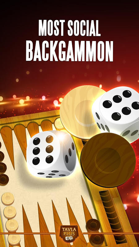 Backgammon Plus screenshot 1