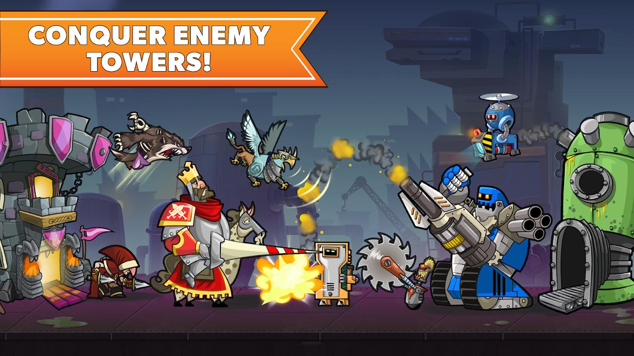 Tower Conquest screenshot 3