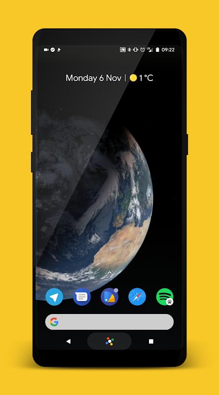 [Substratum] StatusBar Icons (+extras) for Samsung screenshot 2