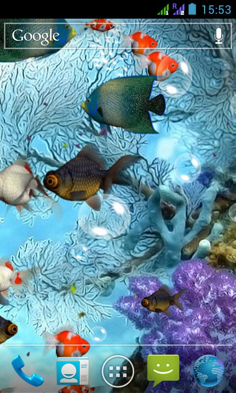Aquarium 3D Wallpaper Hidup 2.9 Unduh APK untuk Android