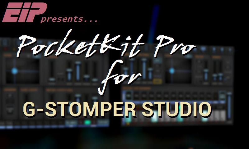 G-Stomper PocketKit Pro screenshot 1