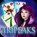 Fantasy Solitaire TriPeaks