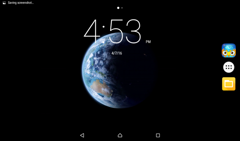 Planet Earth Live Wallpaper Screenshot 5