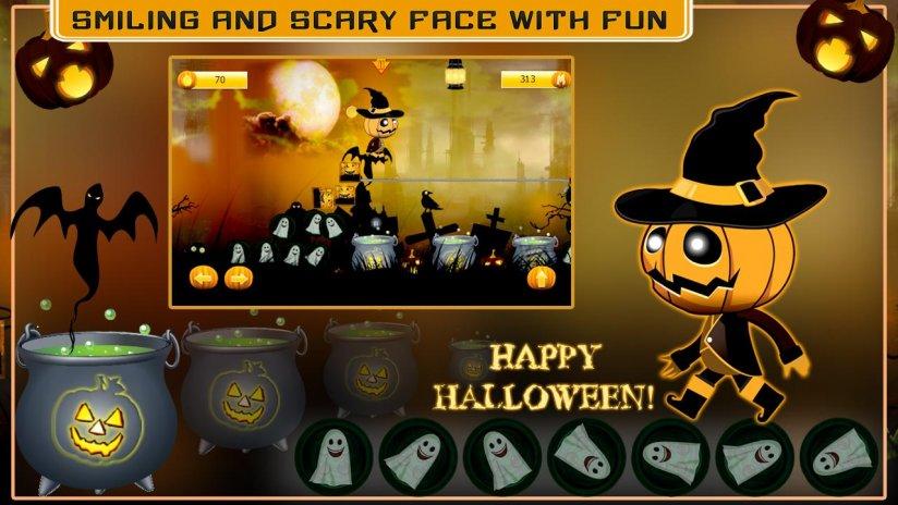 halloween fortune knight run screenshot 3