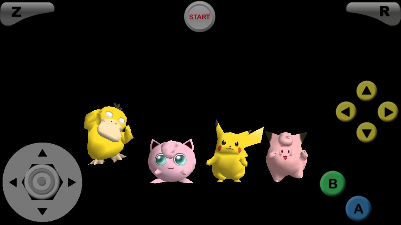 SuperN64 (N64 Emulator) screenshot 1