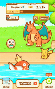Pokémon: Magikarp Jump screenshot 14