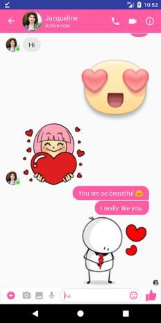 Fake Chat Conversation for messenger 6 7 Download APK for