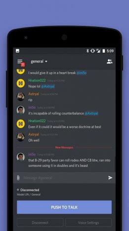 descargar discord android