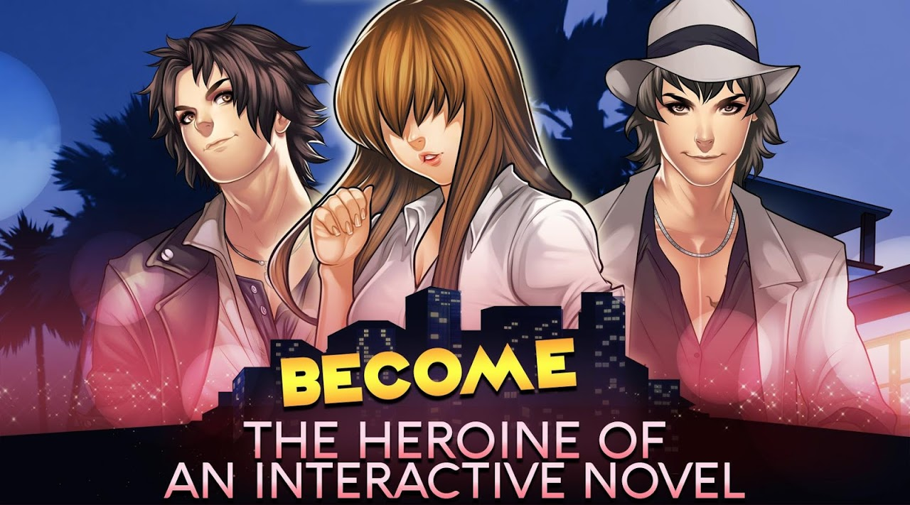 Dating sim android phone