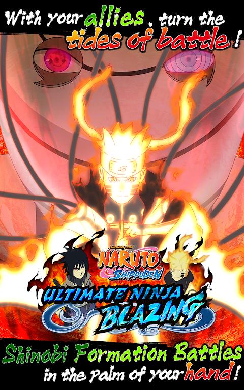 Ultimate Ninja Blazing 2 19 0 Download APK para Android