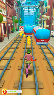 Subway Princess Surf - Endless Run screenshot 11