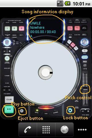 DJ Live Wallpaper screenshot 2