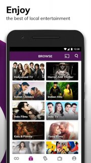 HOOQ: Watch Movies, TV Shows, Live Channels & News screenshot 4
