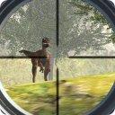 Sniper Dino Shooter: Dinosaurs Attack Resuce