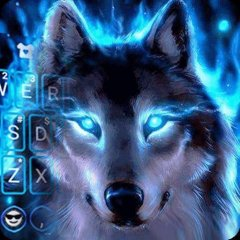 Cool Neon Wolf Keyboard 10 Download Apk For Android Aptoide