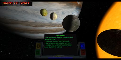 Titans of Space® Cardboard VR screenshot 1