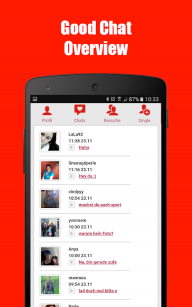 Free Dating App & Flirt Chat - Match with Singles screenshot 3