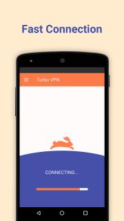 Turbo VPN – Unlimited Free VPN screenshot 3