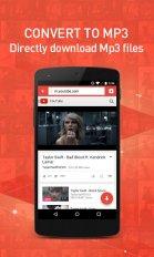 youtube video downloader snaptube pro captura de tela 2