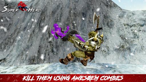 Super Spider Hero: Amazing Spider Super Hero Time screenshot 1