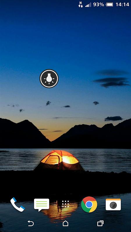 Flashlight Widget - Original screenshot 3
