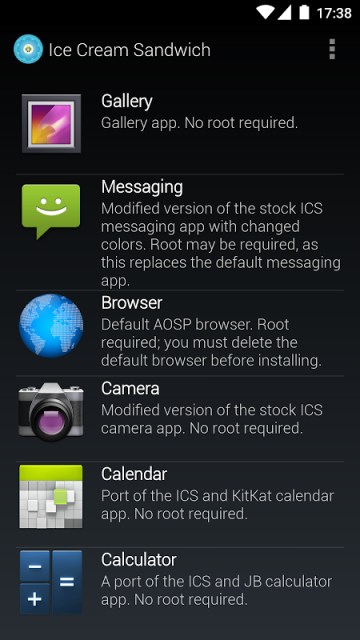how to download an older version of an app android