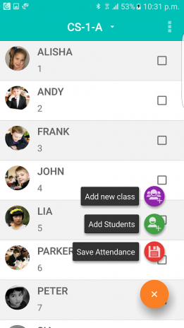 Easy Attendance School College 1 3 0 Download APK for