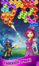Magic Witch Pop-Bubble Shooter Screenshot