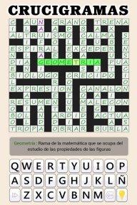 Crosswords - Spanish version (Crucigramas) screenshot 14