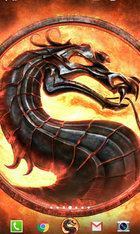 Mortal Kombat Theme HD screenshot 2