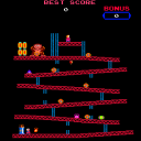 Monkey Kong arcade