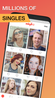 Mingle2 - Free Online Dating & Singles Chat Rooms screenshot 1