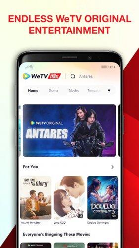 iflix - Movies, TV Series & News screenshot 1