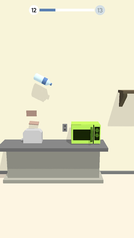 Bottle Flip 3D screenshot 2