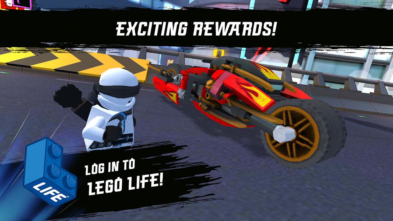 LEGO® NINJAGO®: Ride Ninja screenshot 6