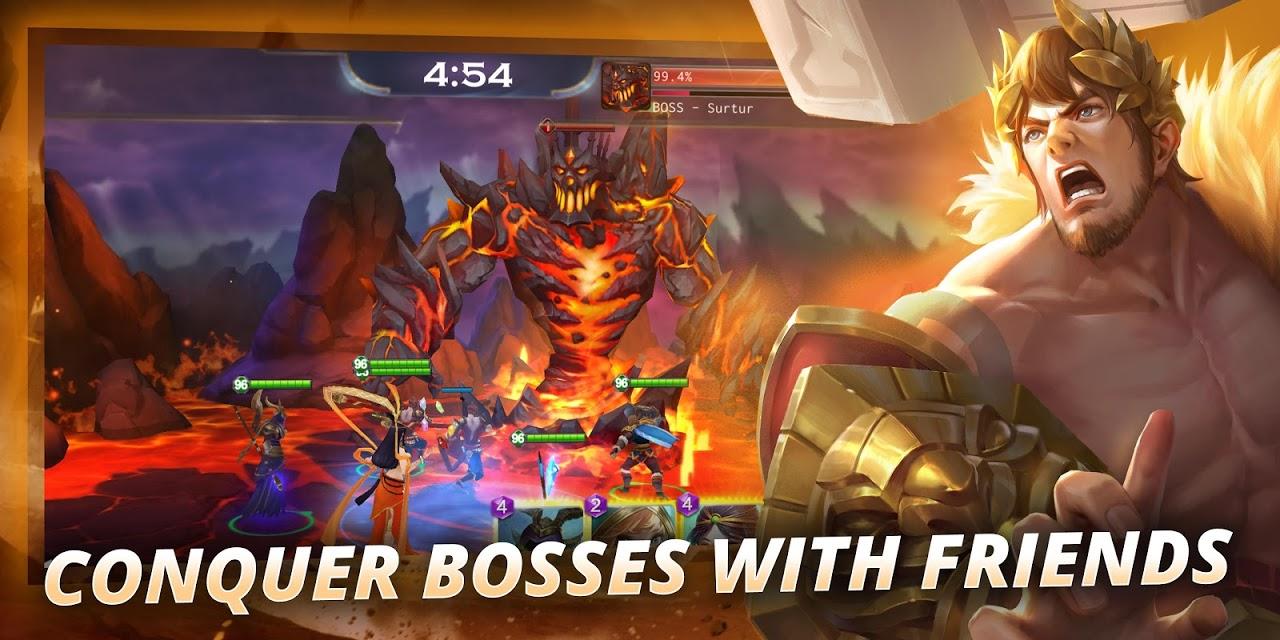 Smite Blitz screenshot 2