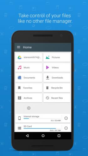 File Commander - File Manager & Free Cloud screenshot 1