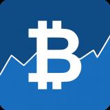 Crypto App - Widget, Alarm, Haber, Bitcoin Fiyatı Icon