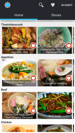 Filipino food by ifood 10 download apk for android aptoide filipino food by ifood tv screenshot 2 forumfinder Choice Image
