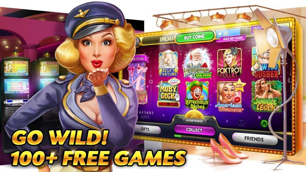 caesars casino free slots games