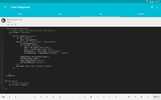 Learn jQuery screenshot 11