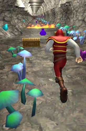 Temple Danger Run screenshot 4