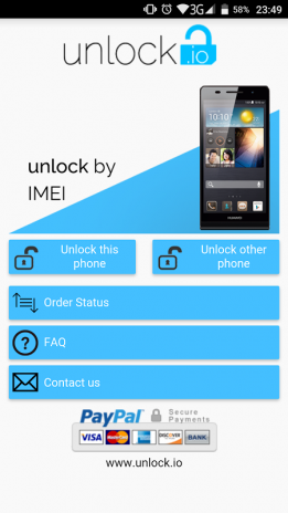 Unlock your Huawei phone 2 0 ดาวน์โหลด APKสำหรับแอนดรอยด์- Aptoide