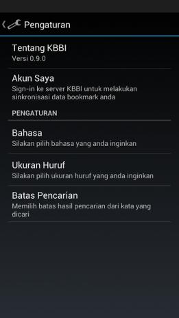 Kbbi 200 download apk for android aptoide kbbi screenshot 4 stopboris Image collections