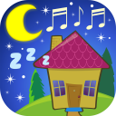 Calming Music for Kids to Go to Sleep App
