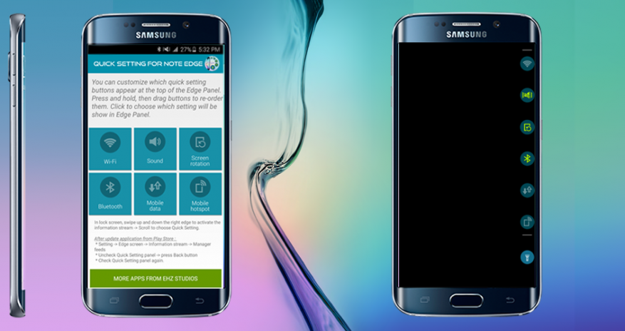 Quick Setting for S6 Edge 1 4 Download APK for Android - Aptoide