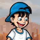 BMX Kid (BMX Boy)
