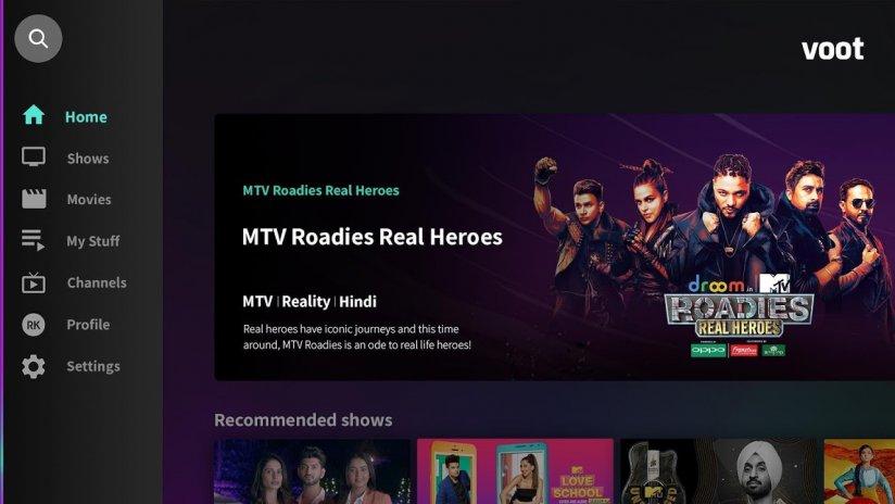 voot apk download colors tv