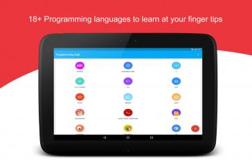 programming hub learn to code screenshot 13
