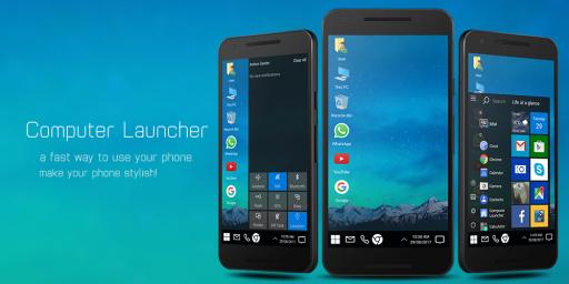 Computer Launcher screenshot 2